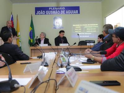 Cosama é tema de audiência pública em Manaquiri