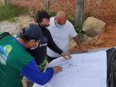 Cosama realiza recadastramento e vistoria no sistema de abastecimento de água de São Gabriel da Cachoeira